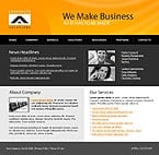 Website template #10398 by Hugo
