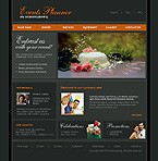 Website template #10463 by Di