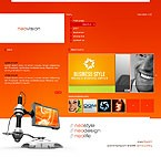 Flash template #11229 by Hugo