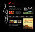 Flash template #11455 by Di