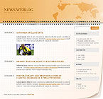 Themes for Wordpress 2.0.1 - 2.0.5 #11480