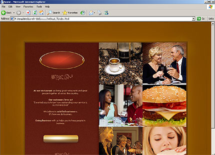 Website Template #11611