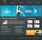 Website template #11753 by Cowboy