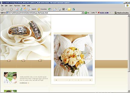 Website Template #11825