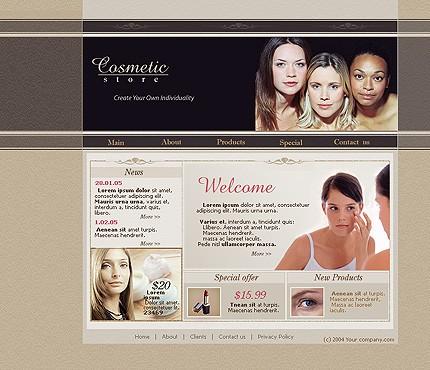 Website Template #12015
