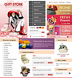 Template #12548  Keywords: gifts presents shop store toys games ties snowmen baskets candle accessory books media frame furniture cards clothes socks apparel electronics flowers jewelry watches animals frames delivery decoration congratulation joy collection fashion