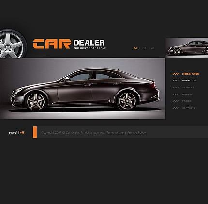 Website Template #13632