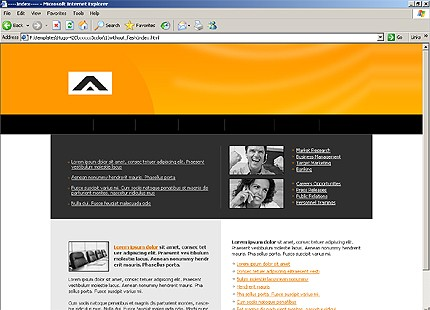Website Template #13920