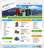 Template #14247  Keywords: tourist equipment online store rucksack knapsack tent mountaineering mountain climbing  alpinism products shopping cart compass extreme sports fishing water camping reviews children world navigation ways roads food new models travel footwear clothes man