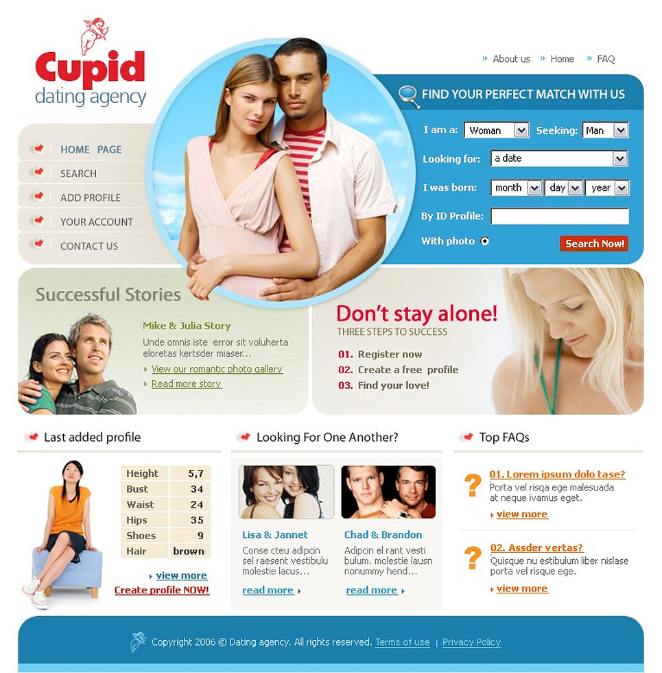 the new dating site