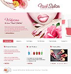 Website template #14582 by Delta