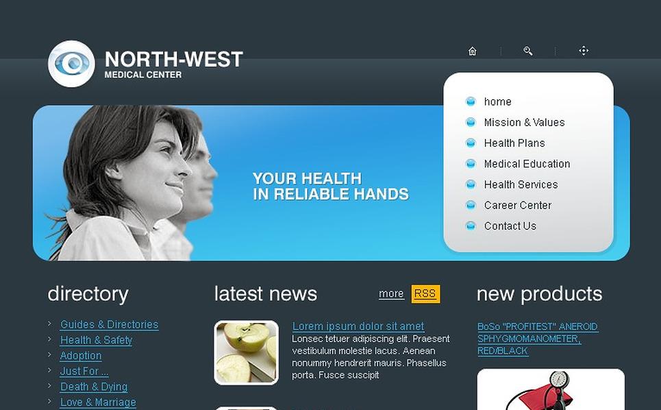 Medical Flash Template New Screenshots BIG