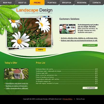 Website Template #15651