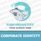 Corporate identity template #15904 by Logann