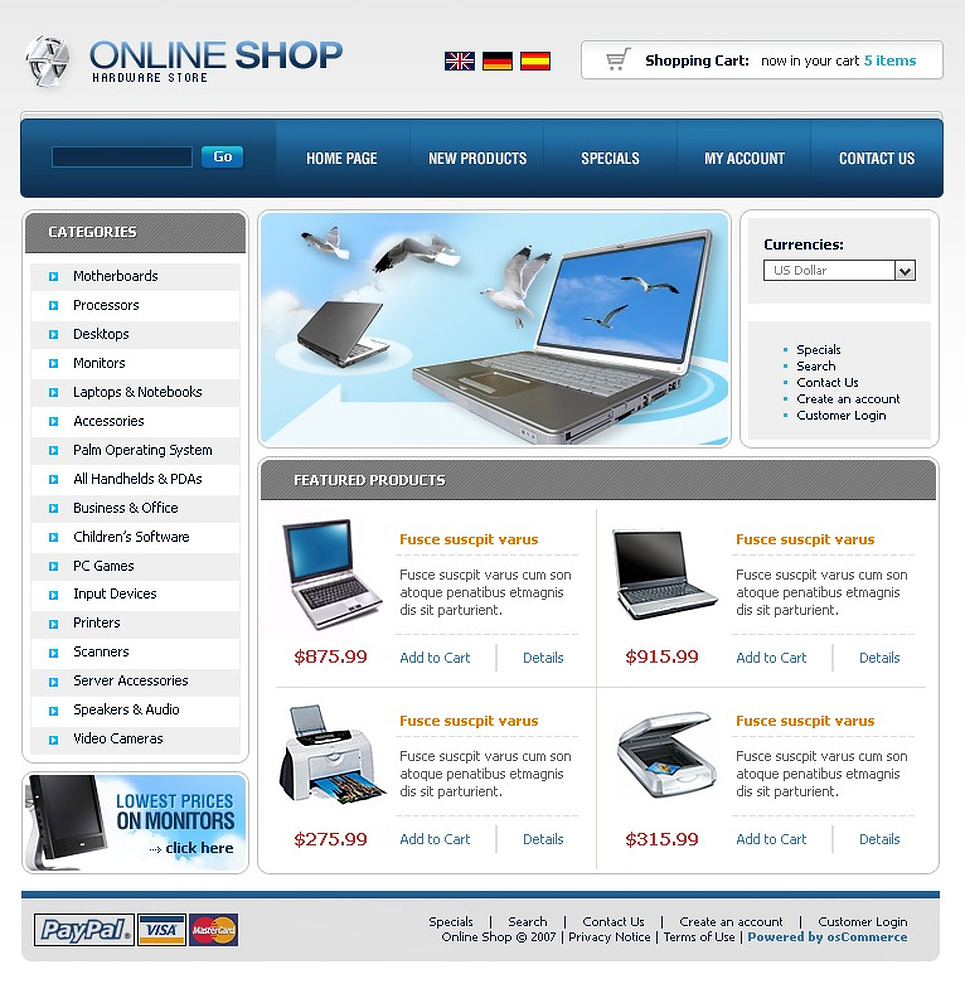 template web design templates website templates download computer