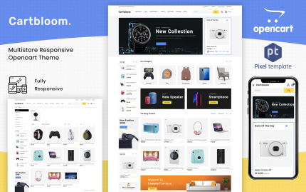 OpenCart Templates