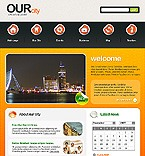 Website template #16659 by Di
