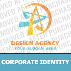 Corporate identity template #16794 by Logann