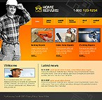 Website template #16925 by Hugo