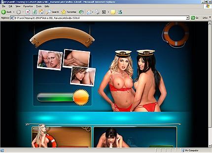 Visual oral sex tutorial