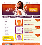 osCommerce template #17068 by Nessy
