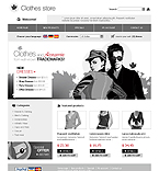 osCommerce template #17382 by Nessy