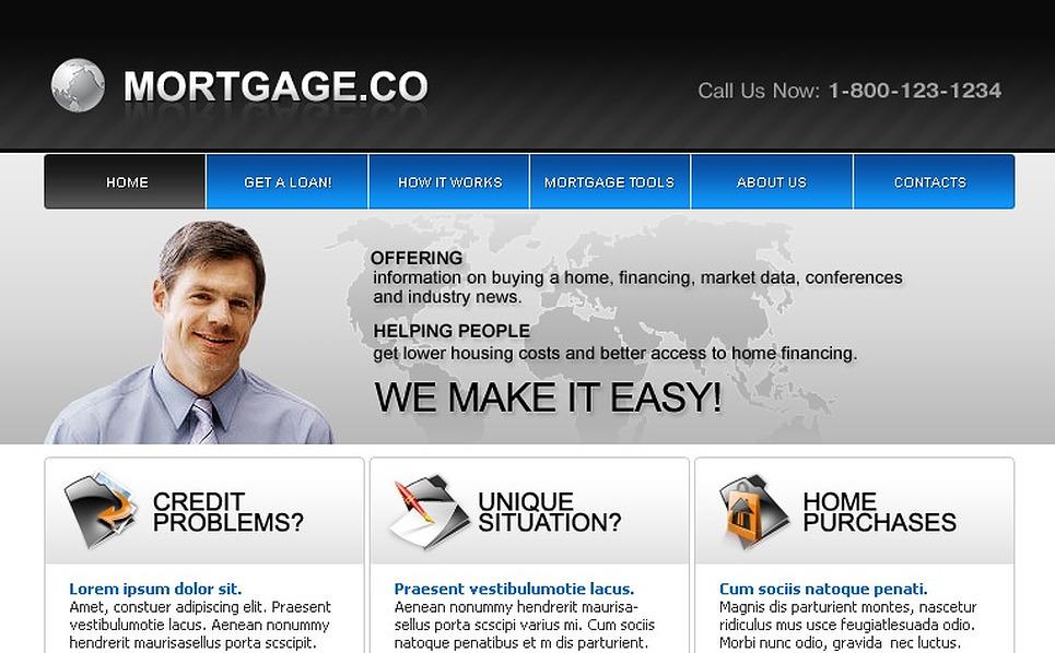 Financial Advisor SWiSH Template New Screenshots BIG