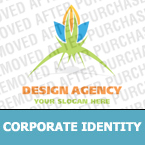 Corporate identity template #17665 by Logann