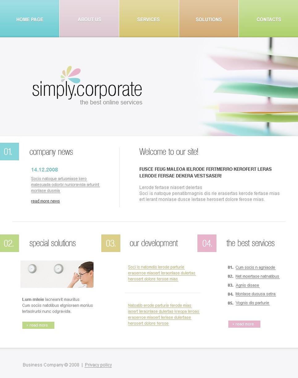 business website template web design templates website templates download business website. Black Bedroom Furniture Sets. Home Design Ideas