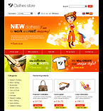 osCommerce template #18292 by Nessy