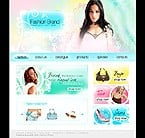 Website template #18703 by Nessy