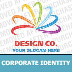 Corporate identity template #19111 by Logann