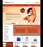 osCommerce template #19211 by Nessy