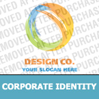 Corporate identity template #19718 by Logann