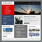 Website template #20092 by Delta