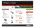 Template #20201  Keywords: sport fitness store equipment clothes active wear shoes tees shorts pants jacket sport entertainment board skateboarding skateboard club events gallery video competitions training school work college team show success