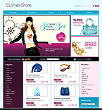 osCommerce template #20208 by Nessy