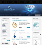 Template #20401  Keywords: jewelry store online shopping cart shop watch silver costume antique art jewelry catalogue rings necklace collar button stud cuff link chain pendant ear-ring precious metal brooch pendent bangle bracelet locket medallion cameo collection diamond gold