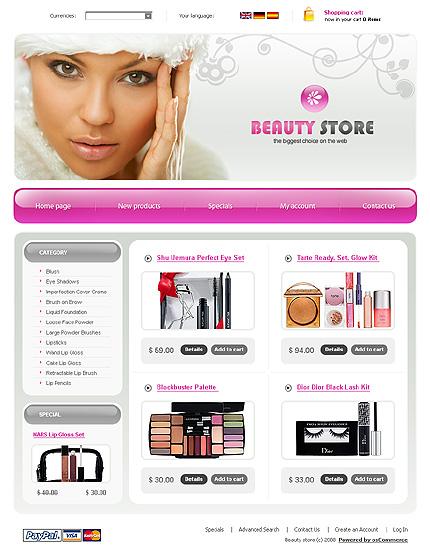 Website Template #20569