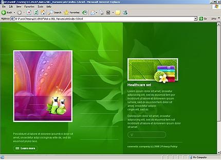 Website Template #20633