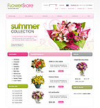 Template #20744  Keywords: flower online shop store  flowers gifts birthday wedding engagement occasions specials exclusive roses lilies orchid chrysanthemum tulip order services order packing present cards holiday celebration catalog delivery chamomile daisy rose bouquet wrapping