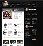 Website template #20863 by Jaguar