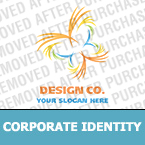 Corporate identity template #20922 by Logann