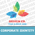 Corporate identity template #20938 by Logann