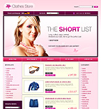 osCommerce template #21058 by Nessy