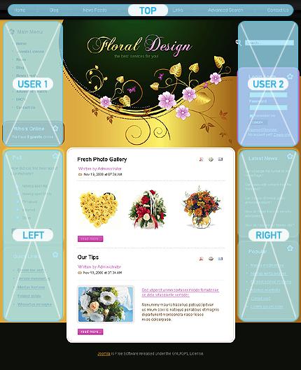 Website Template #21080