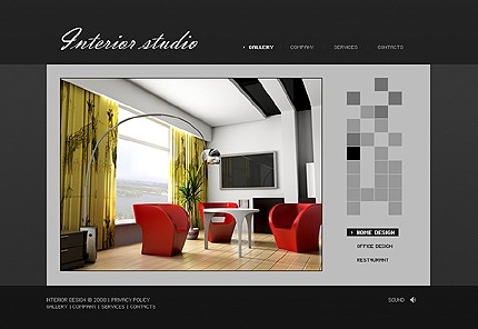 Website Template #21524