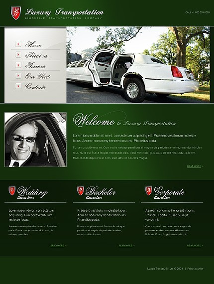 Website Template #21768