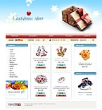 osCommerce template #22010 by Nessy