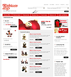 Magento theme #22011 by Glenn